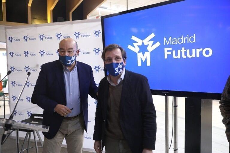 Madrid Futuro: Presentación de La Barra Digital