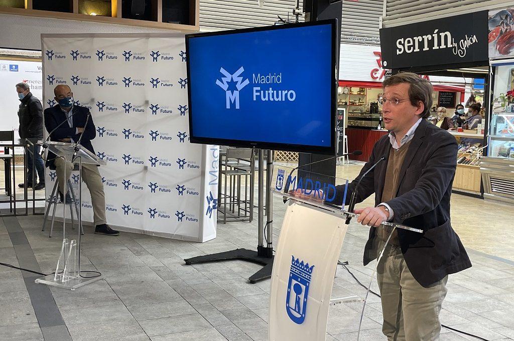 Madrid Futuro La Barra Digital