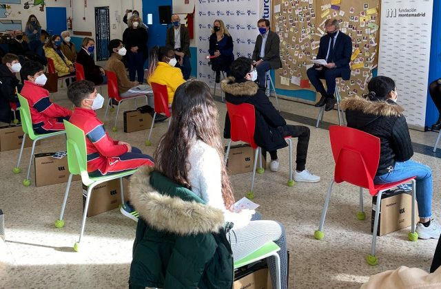 Proyecto brecha digital Madrid Futuro