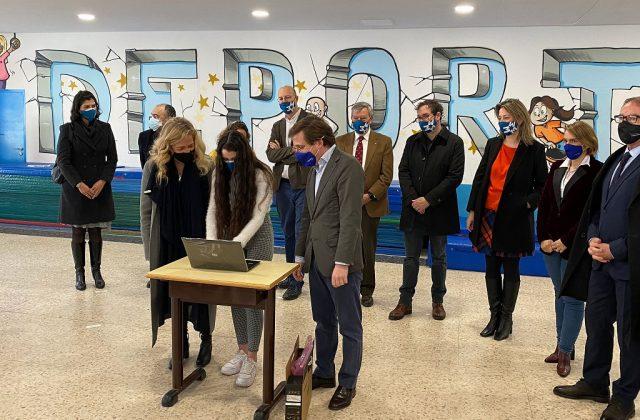 Madrid Futuro Brecha Digital